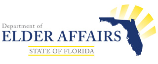 Florida Department of Elder Affairs logo