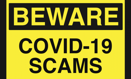 HOW TO AVOID COVID-19 SCAMS: WHAT YOU NEED TO KNOW