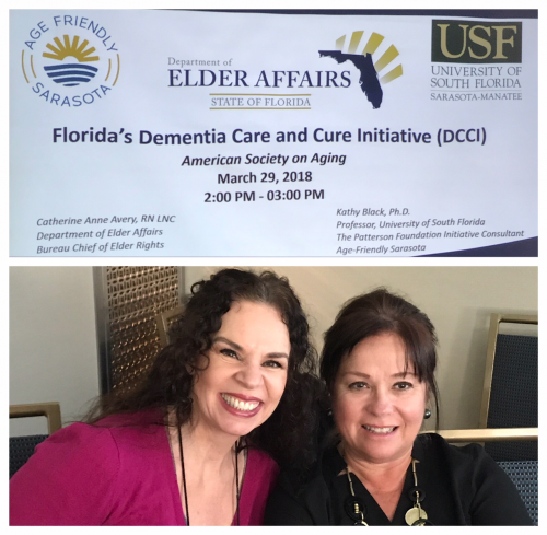 American Society on Aging: Florida's Dementia Care and Cure Initiative