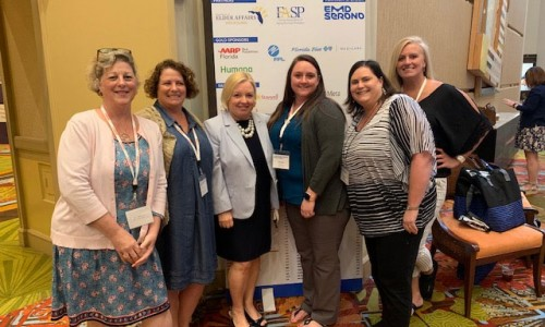 The 2019 Florida Conference on Aging RECAP