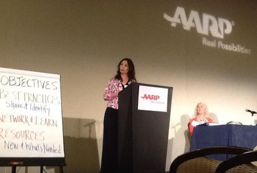 Age-Friendly Sarasota represents Florida at national AARP Network convening