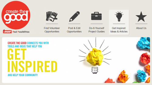 Create The Good: Have You Volunteered Lately?
