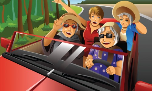 Even Safe Older Drivers Need Transportation Options