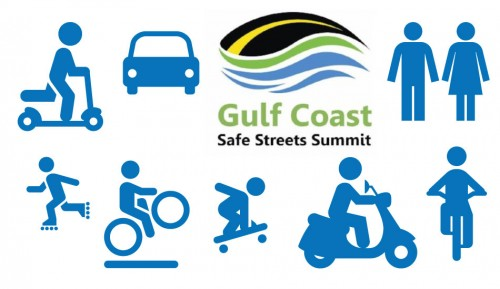 Gulf Coast Safe Streets Summit: We Are a Get Up and Go Population