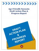 Small image of front cover of Age-Friendly Sarasota Progress Report